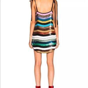 14b43b547f7 Attico Dresses - Attico Sabrina Dress Size 1